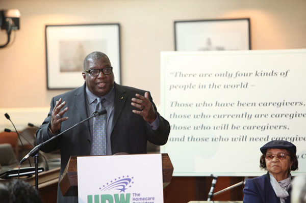 Doug Moore, Executive Director, UDW.