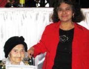 Celebrating Maria's 100 year journey to citizenship