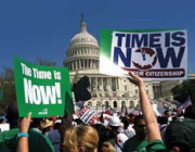The time is NOW: Let's make immigration reform happen!