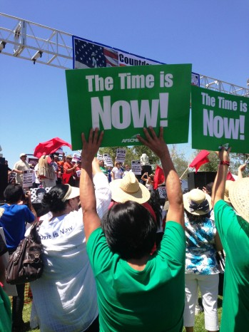 The time is now for immigration reform!