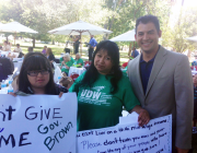 Caregivers speak out in wake of Governor's updated IHSS budget