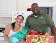 A holiday surprise for UDW caregivers