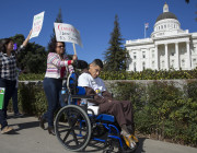 Winning justice for homecare: UDW legislative update