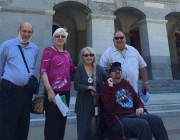 IHSS providers to lawmakers – end the 7% cut that is hurting our clients