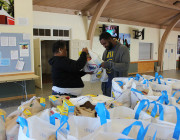 UDW and CAIPTC team up to help San Diego families in need