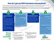 Decoding the IHSS timesheet and paycheck process