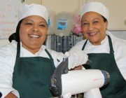 UDW gives back with the Culinary Arts Academy