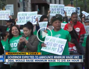 California could approve highest minimum wage in nation