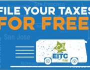 Take advantage of FREE tax prep & find out if you qualify for the CA Earned Income Tax Credit