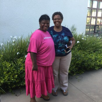 """Overtime pay means I can finally afford home internet for my granddaughter Aminatta, who has developmental disabilities. Now she can complete her homework and further her education without disruptions."" — Linda Brown, San Diego County"