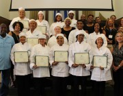 UDW Culinary Arts Academy teaches IHSS providers valuable new skills