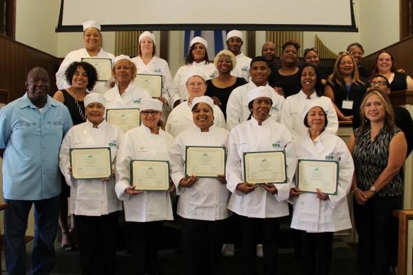culinary arts graduation cropped