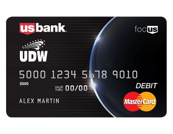 New benefit for UDW members: the UDW U.S. Bank Focus Card! - UDW – The Homecare Providers Union - AFSCME Local 3930 / AFL-CIO