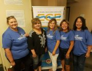 CCPU-UDW providers have been hard at work to improve California's Child Care System