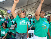 UDW Caregivers Make History: Overtime Victory Will Help Our Families