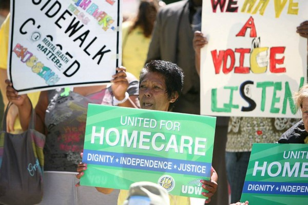 Placer County Caregivers Win First Raise In Years Udw