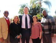 UDW caregivers endorse Gavin Newsom for California Governor