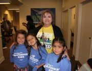 """Sylvia Carrasco: """"Together, we are one voice"""""""