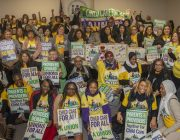 Childcare Workers Aren't Paid Much At All, So They're Mobilizing To Unionize